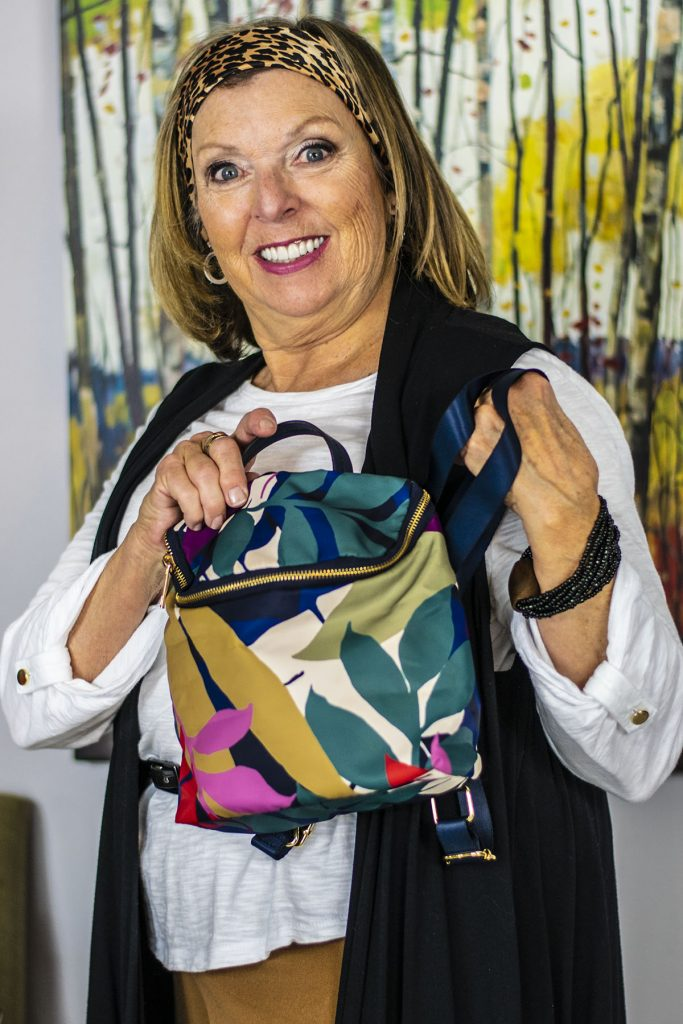 Target backpack