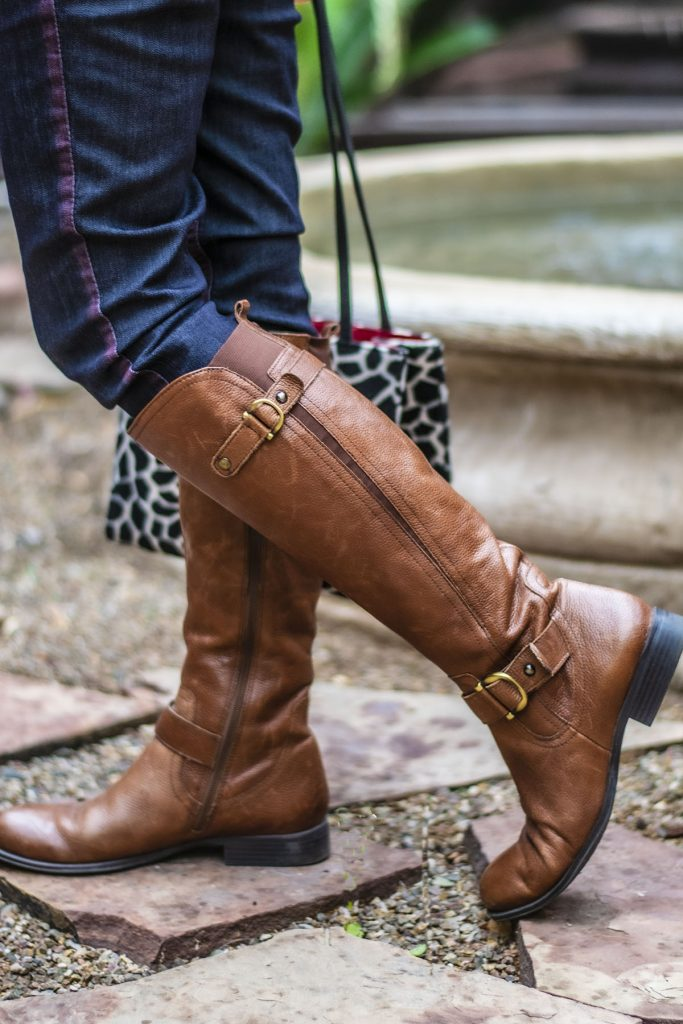 Riding boots for women