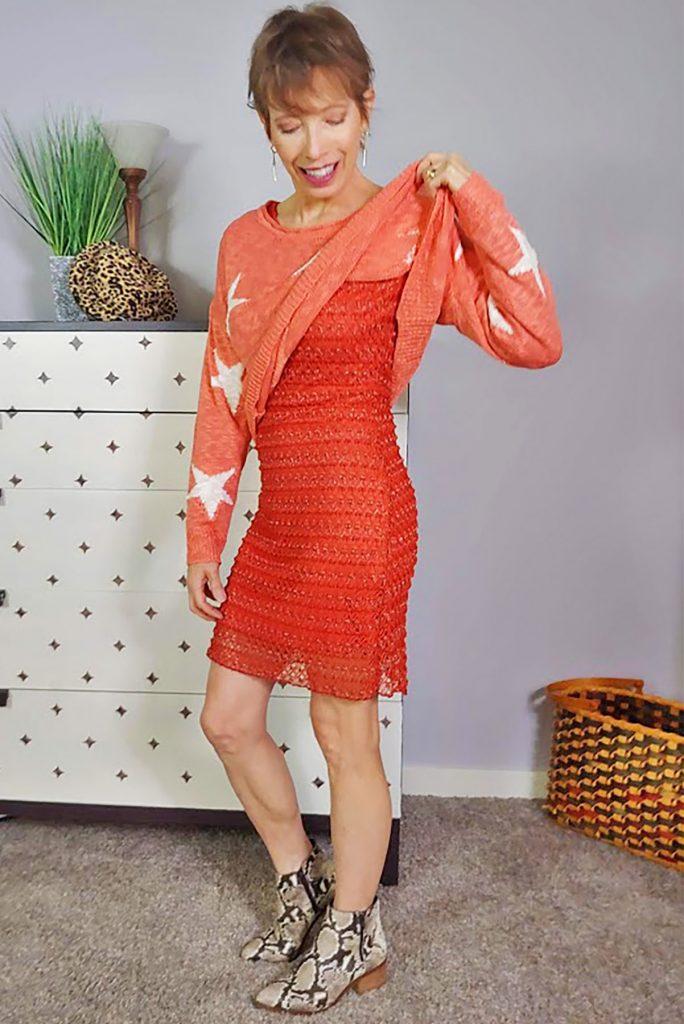 Too tight dress?