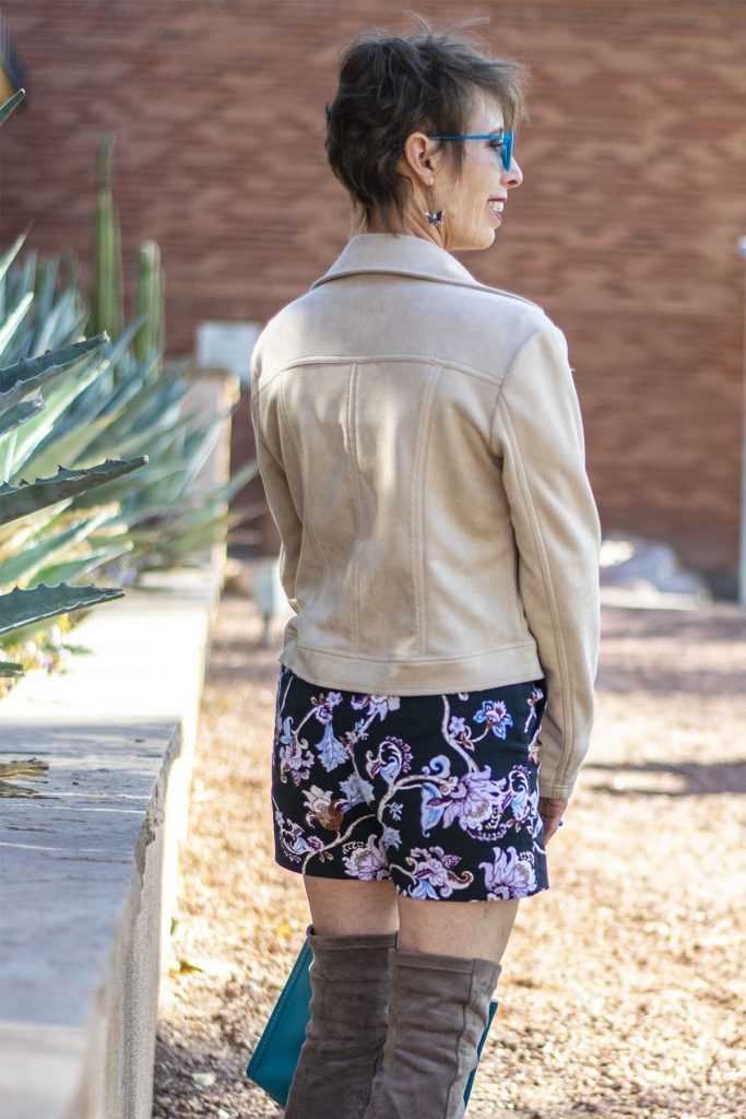 Shorts as a spring item