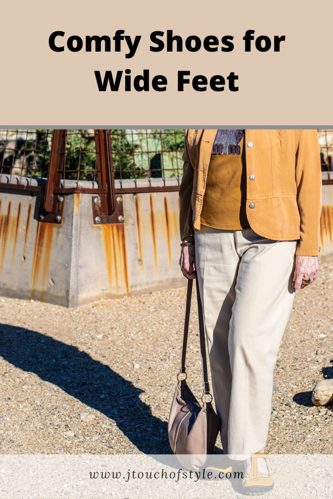 Comfy shoes for wide feet