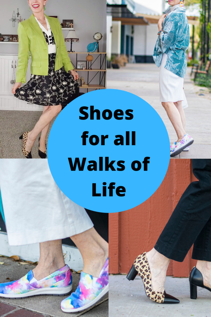 Shoes for all walks of life