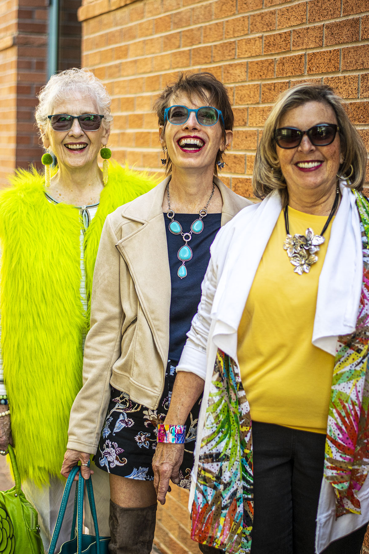 Unique Ways to Style Winter to Spring Transition Outfits with the Ageless Style Group