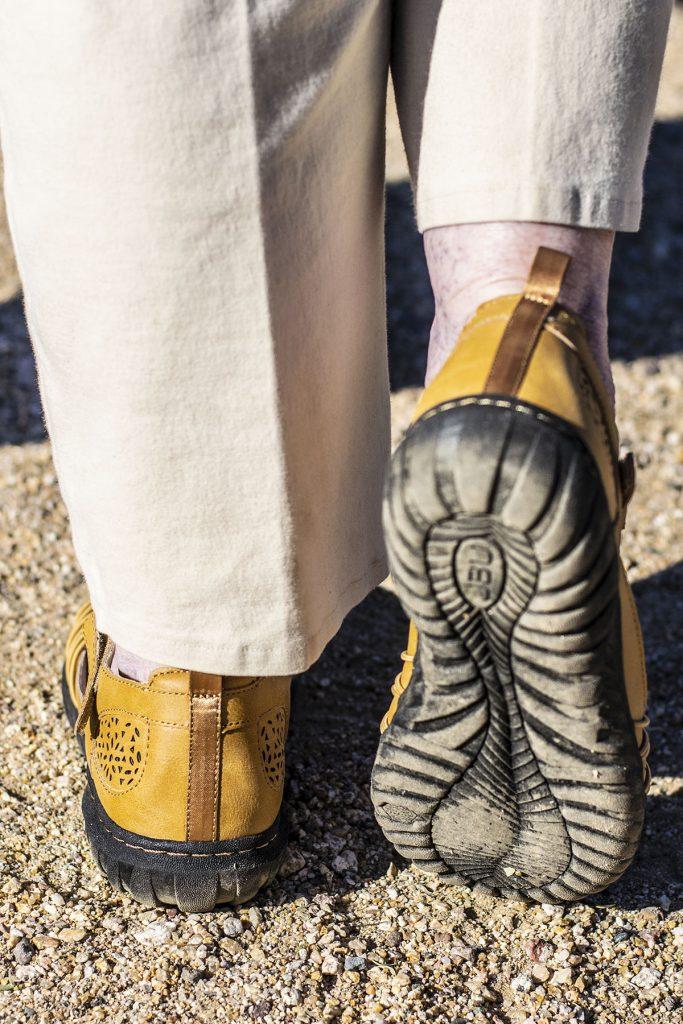 Soles for Jambu shoes