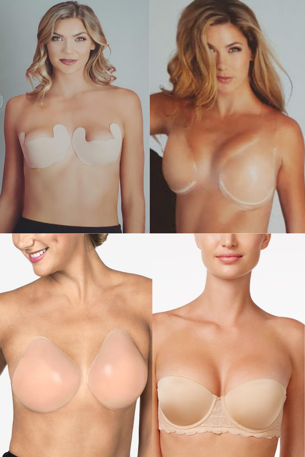 Breakthrough Finds for a Comfortable Strapless Bra–10 Different Options Reviewed