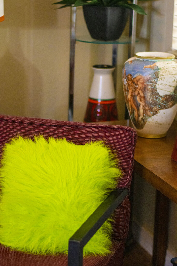 Adding whimsey to home decorations