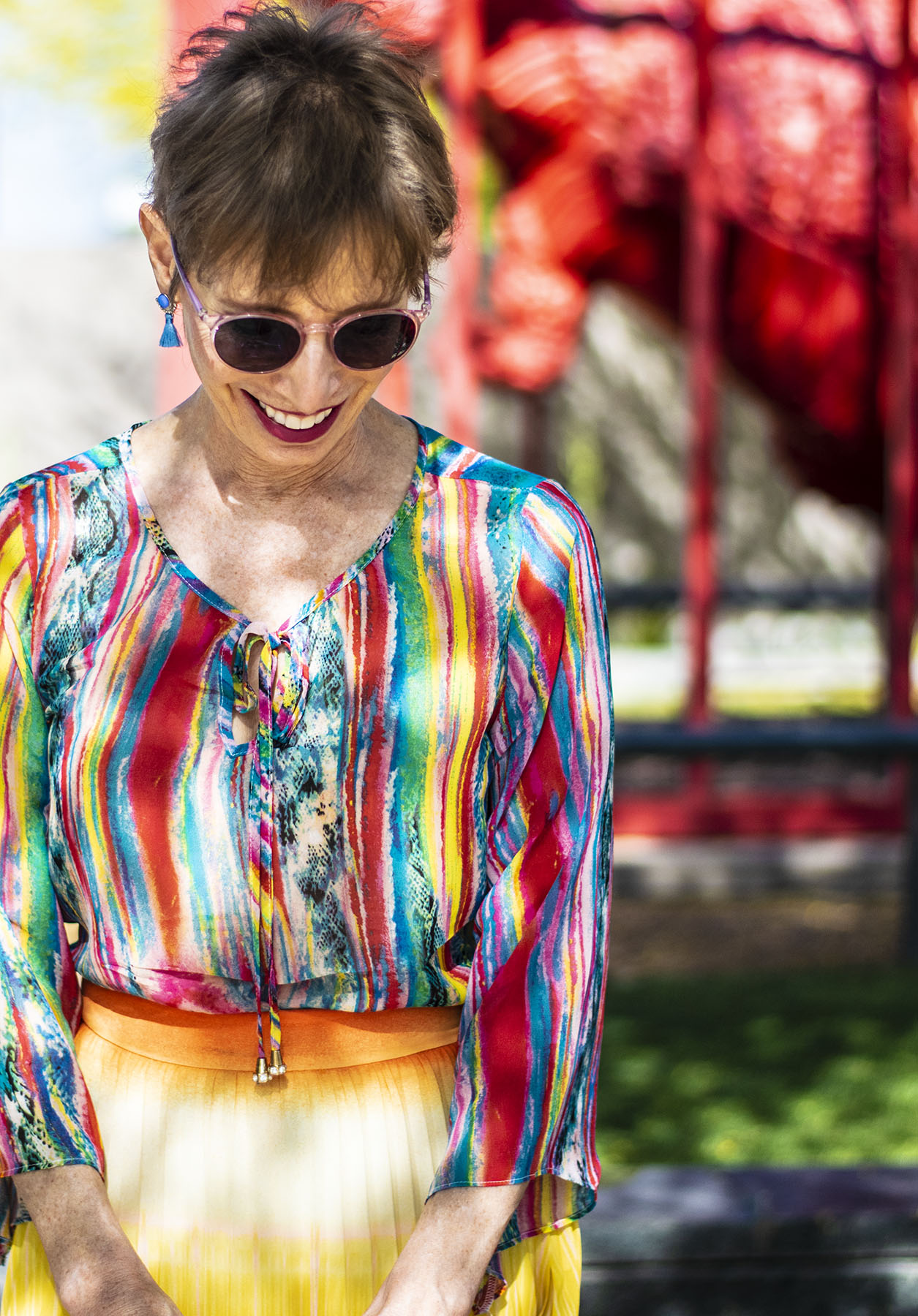 Unique Way of Styling Tunics for Spring and Summer