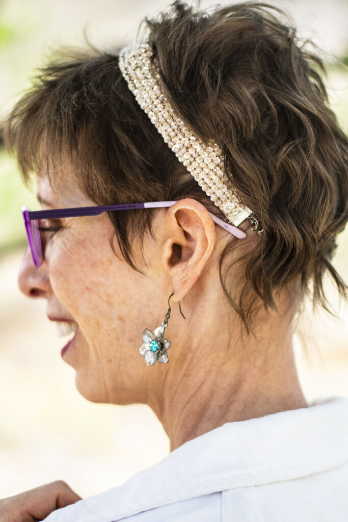 Hair accessories for older women