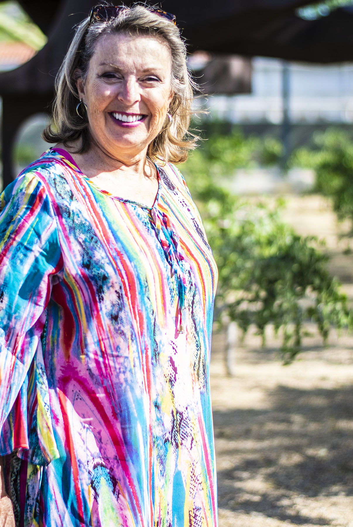 Colorful Styling with Tunics and Pants