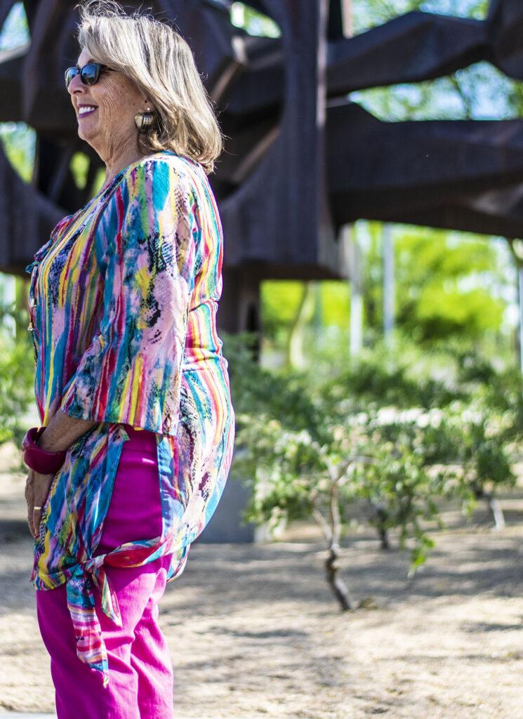 Styling tunics and pants