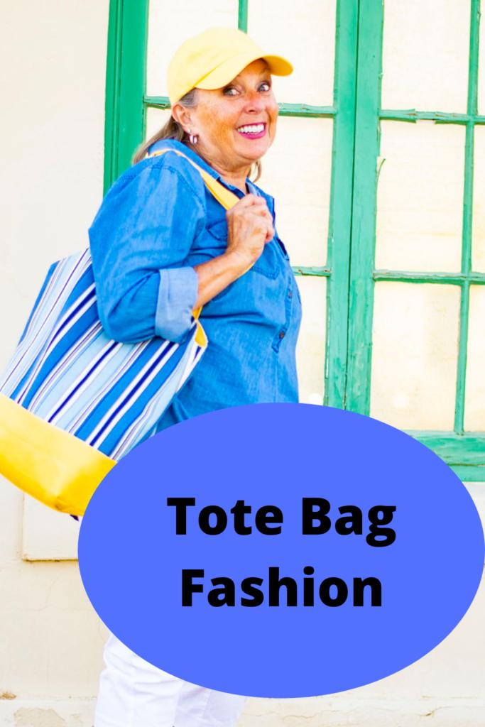 Tote bag fashion