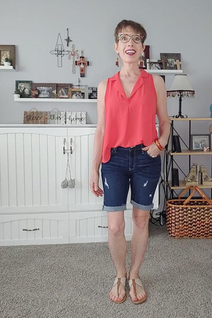 9 inch inseam shorts for women