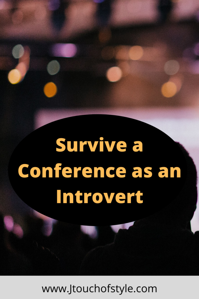 Survive a conference as an Introvert