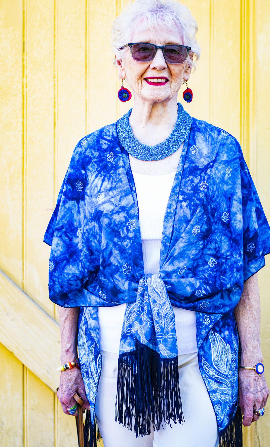 Style Hack: How to Tie a Kimono
