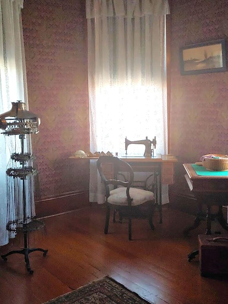 Rosson house at Arizona Heritage Center tour