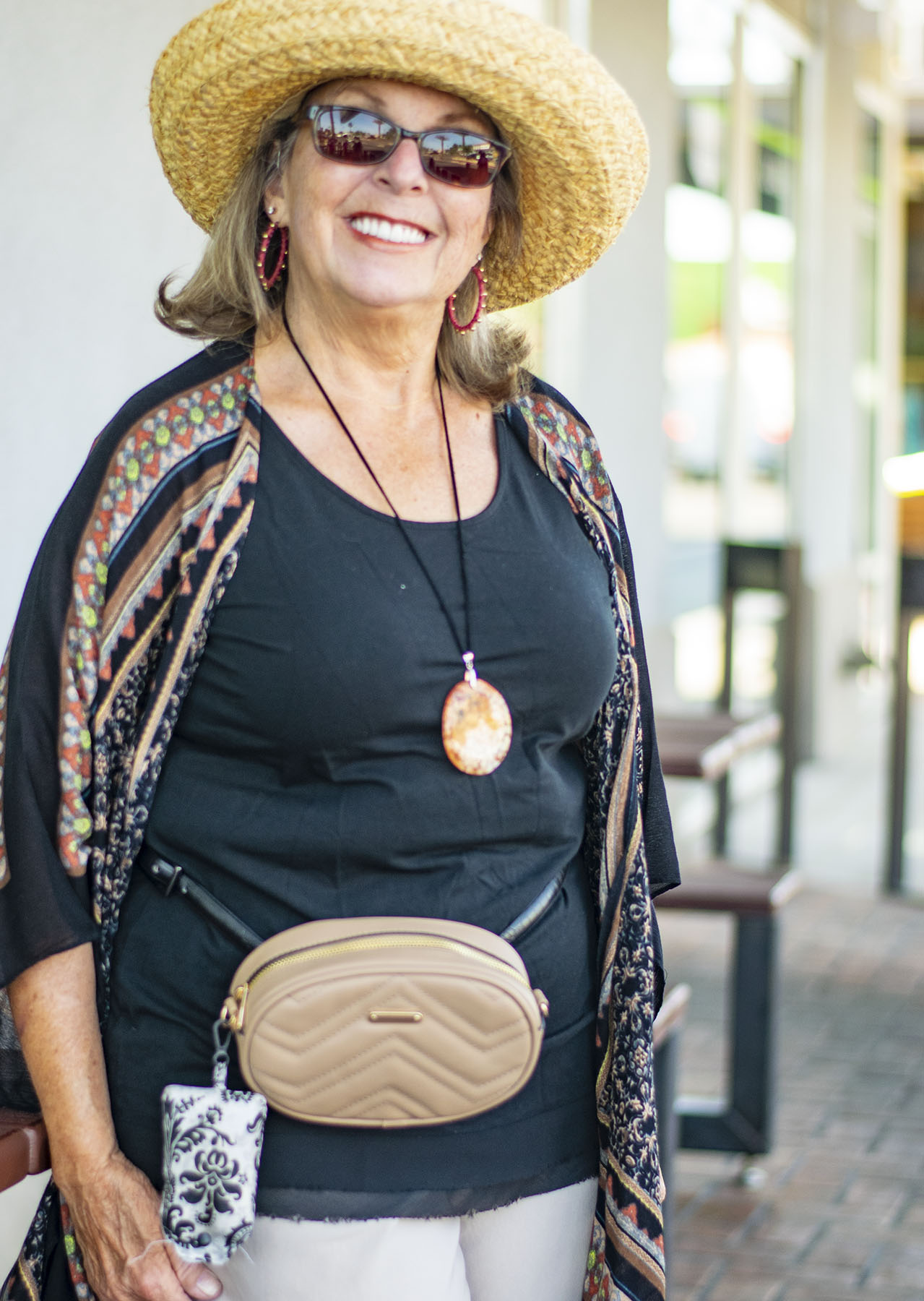 Style over 60: How to Wear Capri Pants Fashionably
