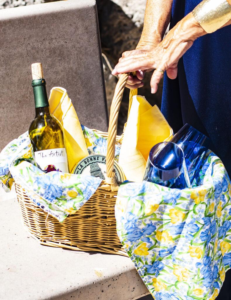 The picnic essentials