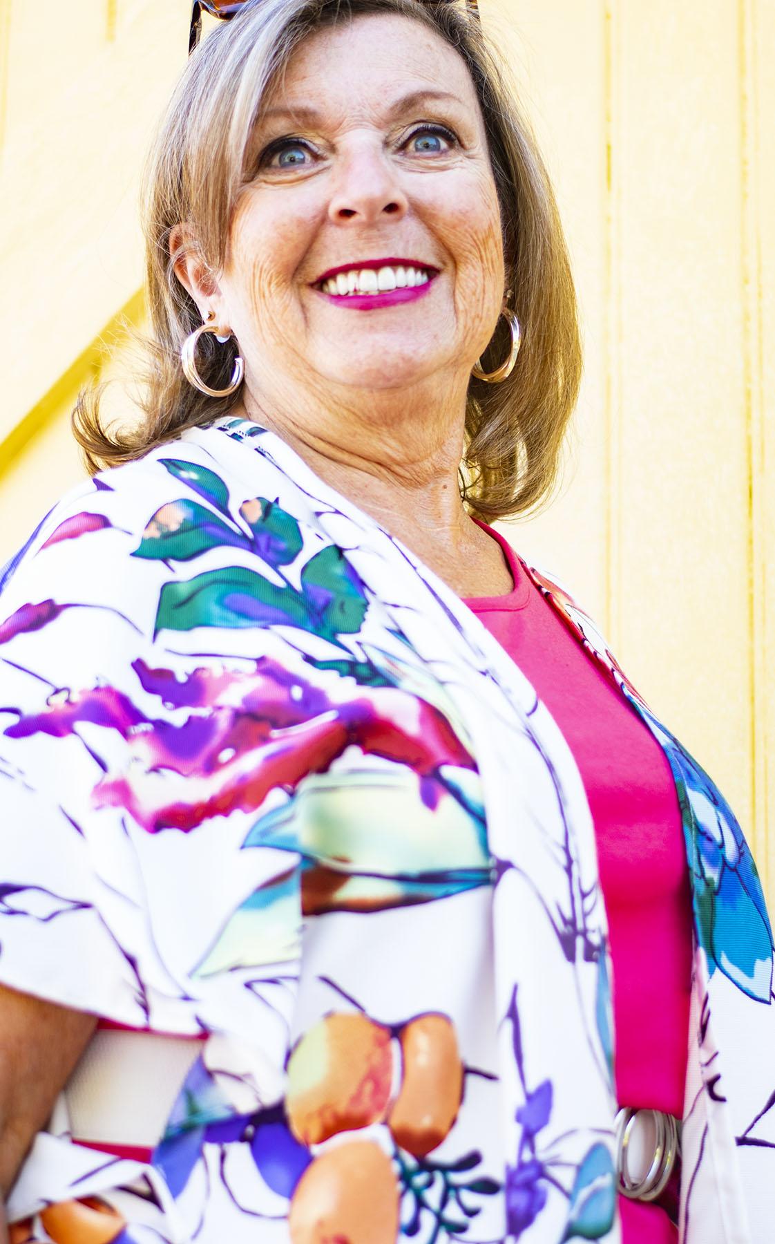 Summer Obsession: Style a Kimono