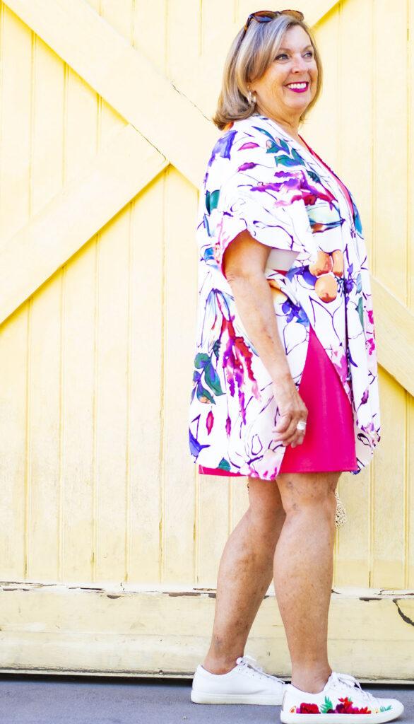 Colorful: Style a kimono