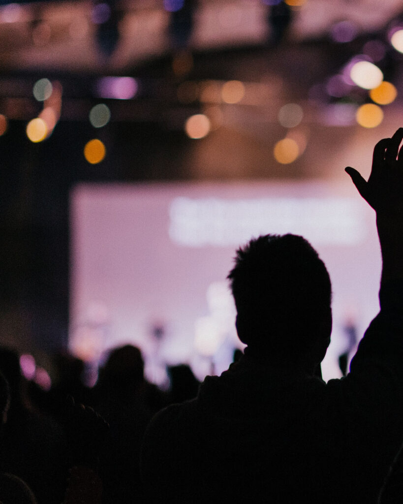 Introvert's tips for big events