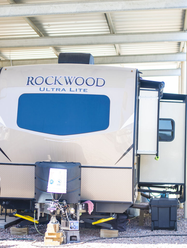 The rig as part of living the RV lifestyle