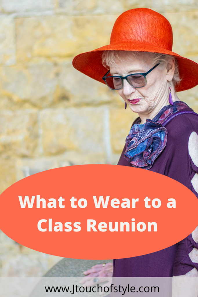 What to wear to a class reunion