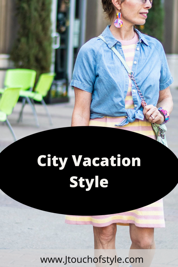 City vacation style