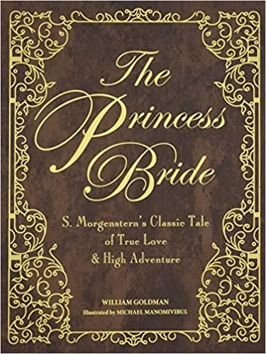 List of favorite books includes The Princess Bride
