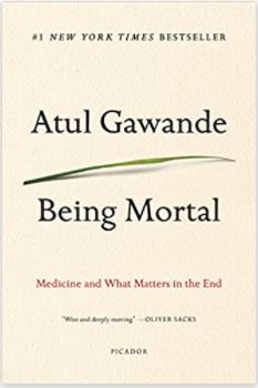 Being Mortal as one of my favorite books