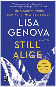 Still Alice as one of my favorite books