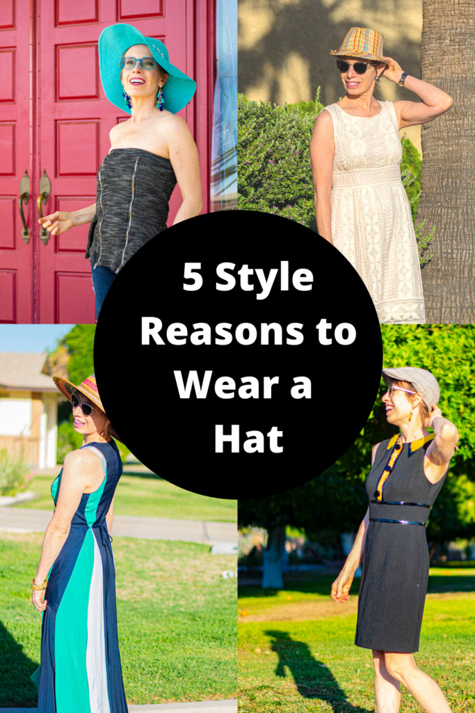 5 style reasons to wear a hat