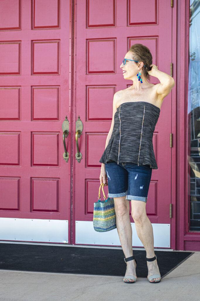 Creativity with a skirt
