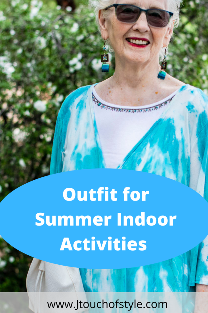 Outfit for Summer Indoor Activities