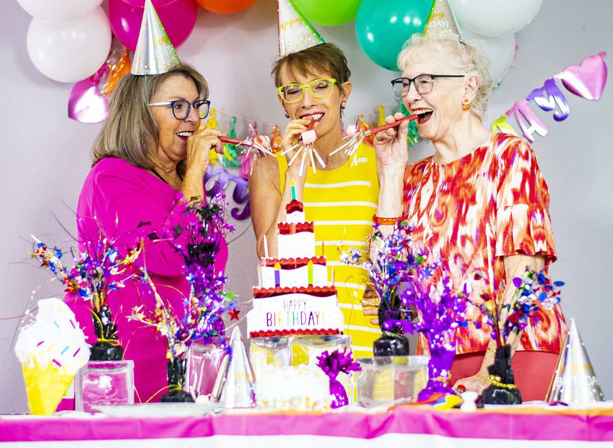 Celebrate Savings at Every Age with AARP Member Benefits