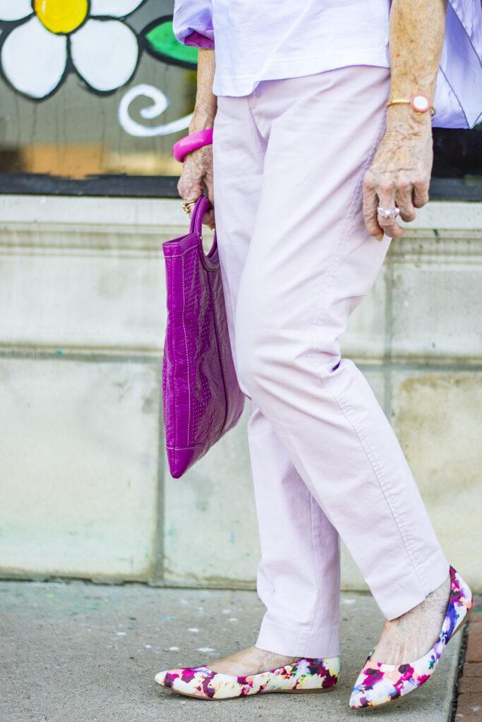 Old Navy pants for older women