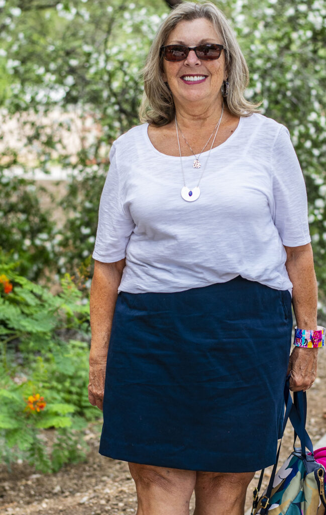 Woman over Sixty: What to wear to the museum