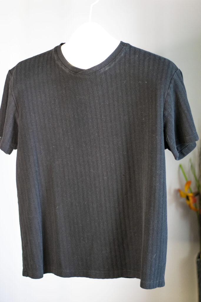 The basic black top
