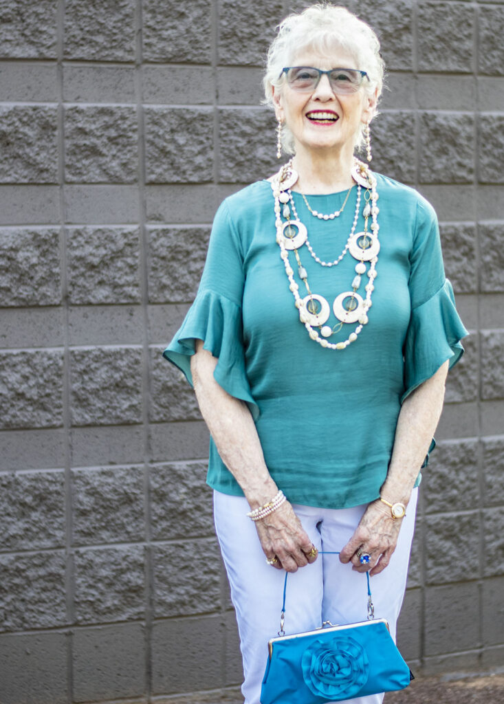 Finding style after age 70