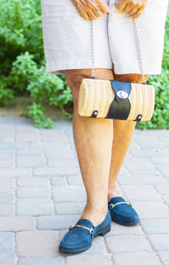 Loafers with shorts