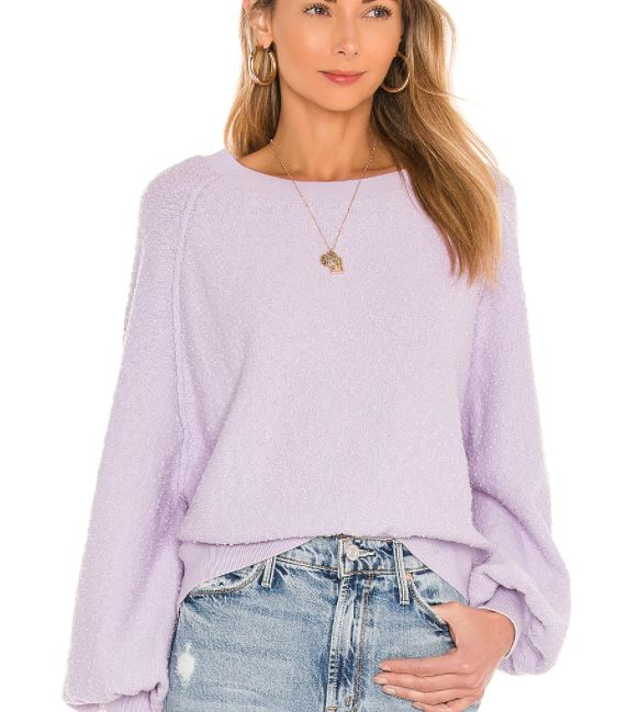 The color lilac for fall