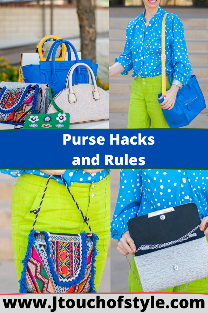 Purse hacks and rules