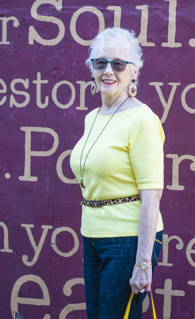 Women over 80 in style