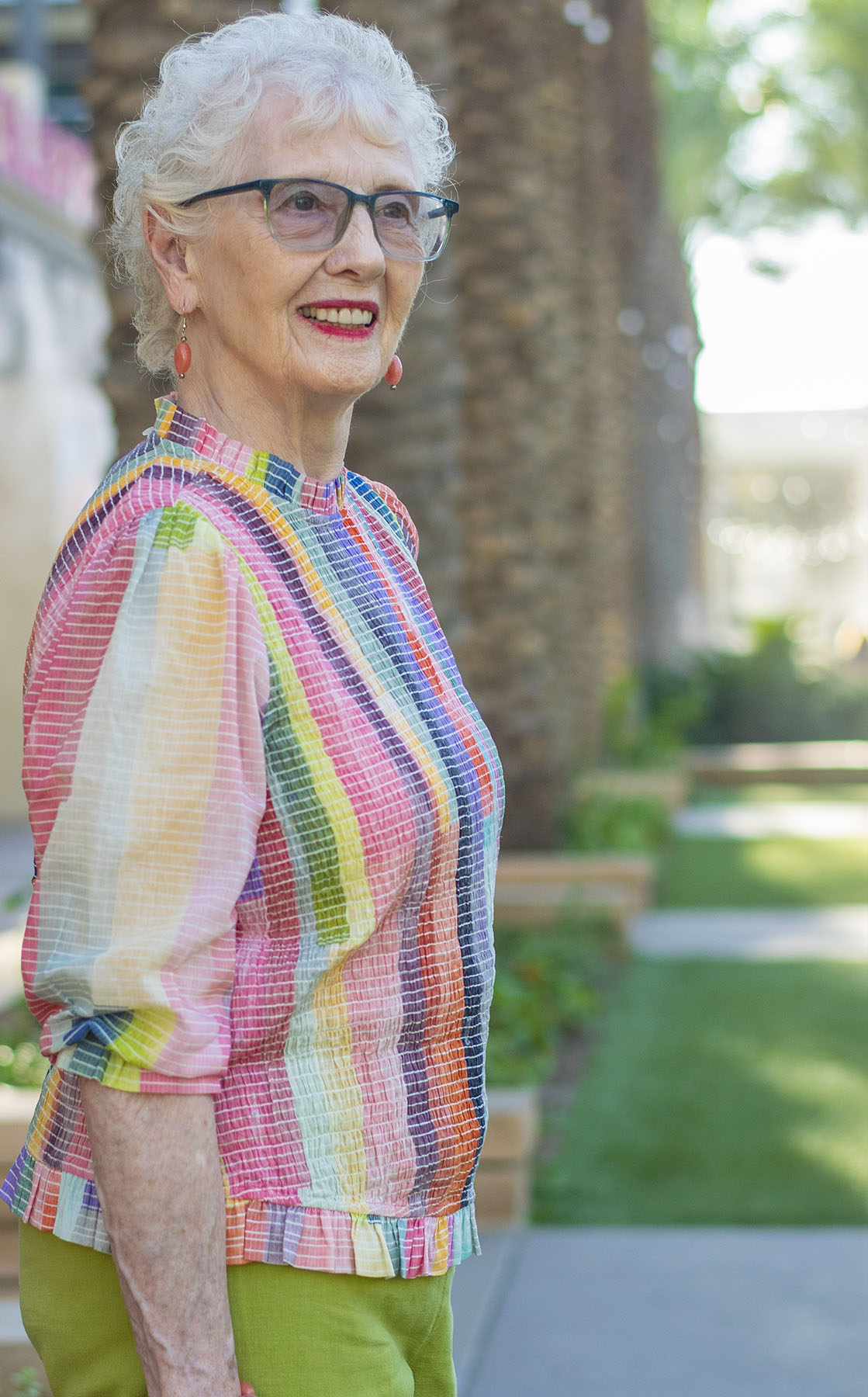 Adding Energy to your Fall Style by Wearing Color