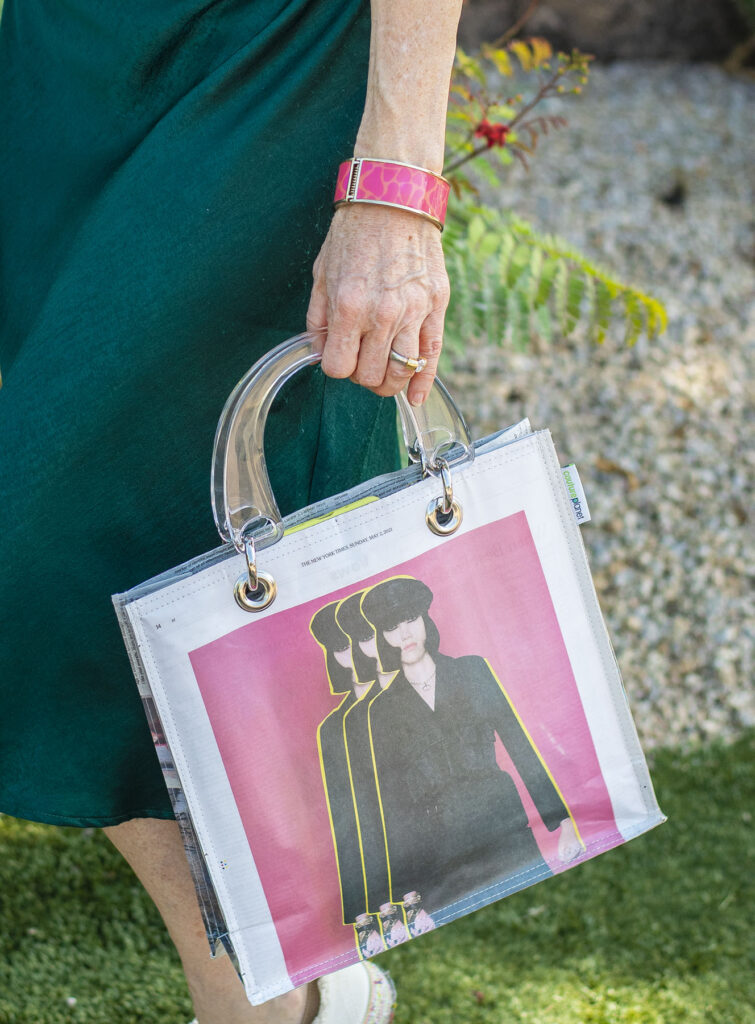 Purse for whimsey