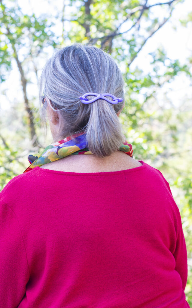 Lilla Rose hair products for women over 70