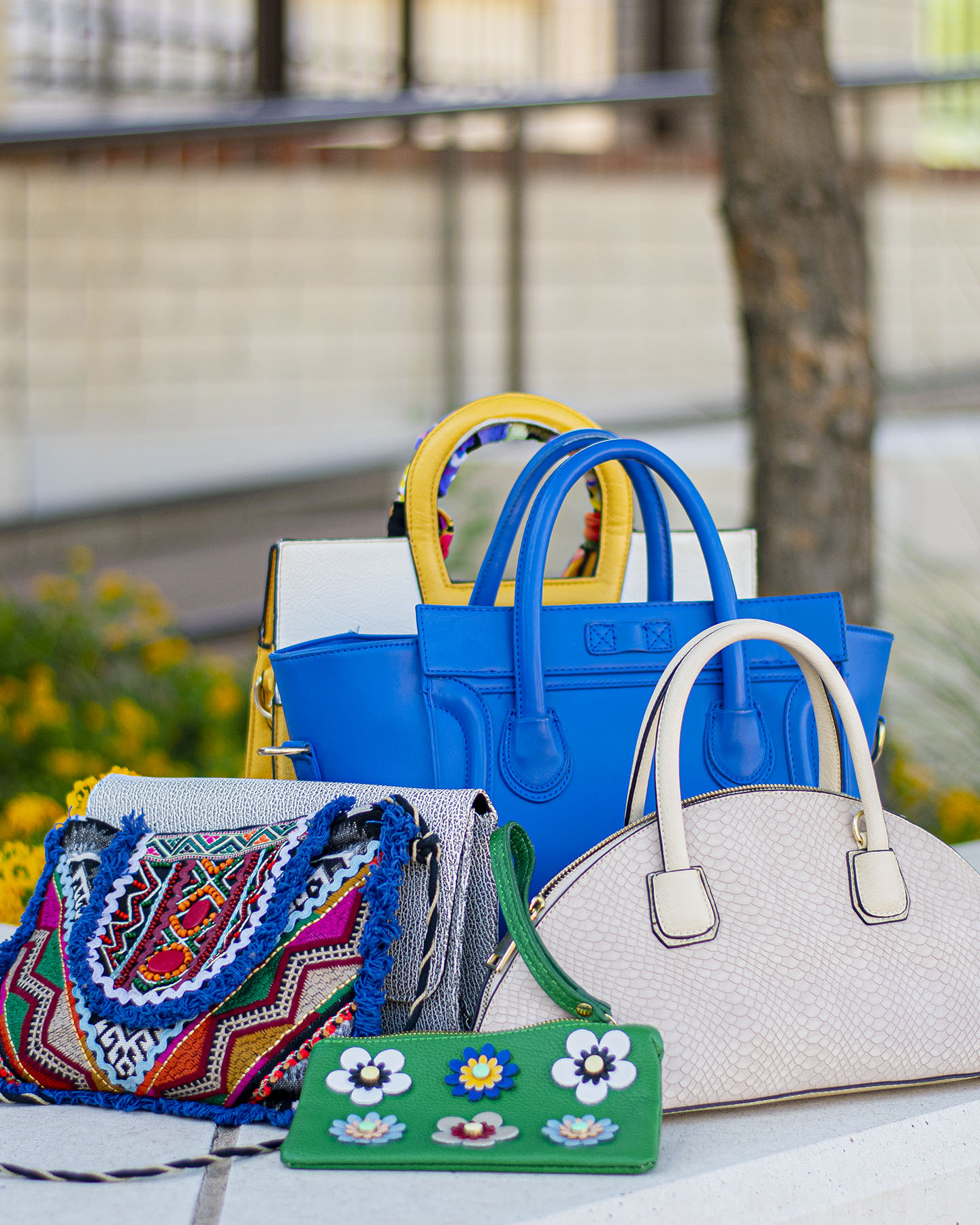 Perfect Bag: Using Your Imagination for Purse Hacks and Rules
