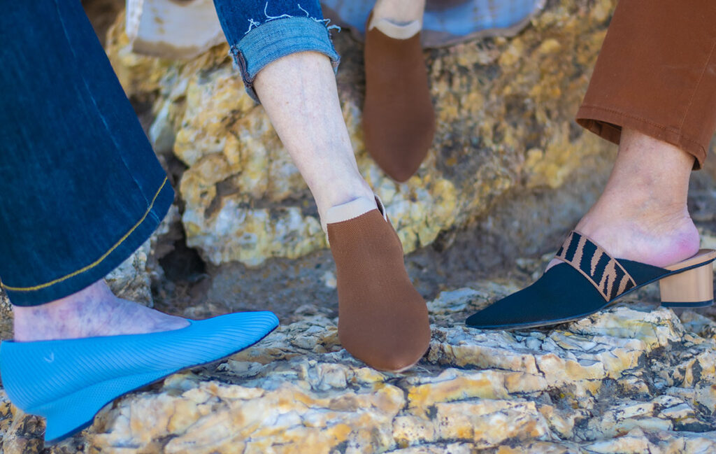 Vivaia shoes for older women