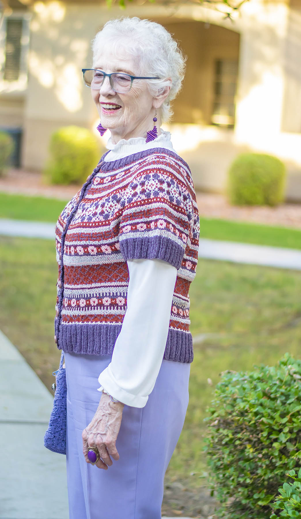 Unlimited Colors That Go With Lilac: Outfit Ideas